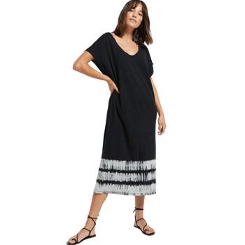 Z Supply Oversized Cotton Tie-Dye Dress
