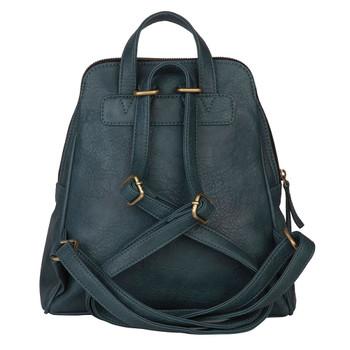Mona B Grace Convertible Backpack Purse back view