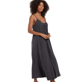 Z Supply Lala Organic Maxi Dress front view