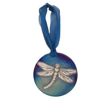 Dragonfly ornament.