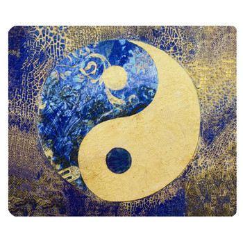 Yin and Yang Mouse Pad Mat