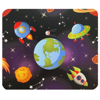 Outer Space Galaxy Mouse Pat Mat