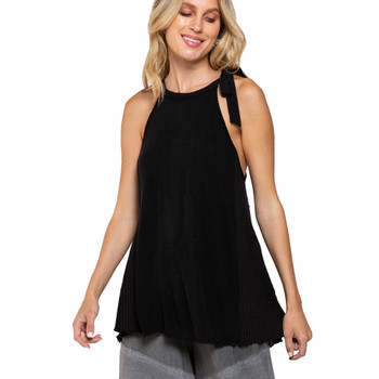 Pol Clothing Dolled Up Halter Top