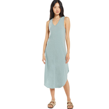 Z Supply Trooper Blue Reverie Midi Dress