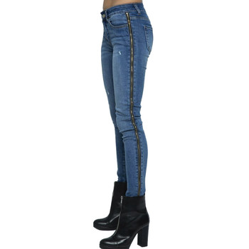 Vocal Apparel Zip Denim Jeans