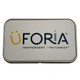 Uforia Tin Storage Box White