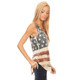 American Flag Tank Top side view