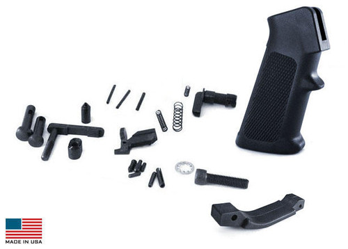 KE Arms KE Arms AR15 Drop-in Lower Parts Kit - A2 Pistol Grip or Trigger Not Included
