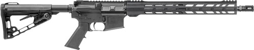 CBC Industries CBC CHS2 Forged Aluminum Patrol AR Rifle - Black or 5.56NATO or 16 barrel or 15 M-LOK Railor Mag NOT Included
