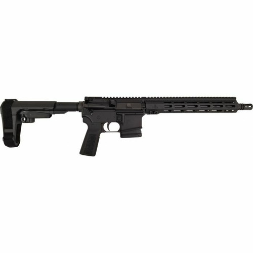 Israel Weapon Industries IWI ZION Z-15 Tactical AR Pistol - Black or 5.56NATO or 10rd or 12.5 Barrel or 11.5 Free Float M-LOK Rail or SBA3 Brace or B5 Grip