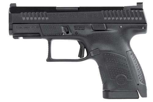 CZ CZ P-10 S Pistol - Black or 9mm or 3.5 Barrel or 10rd or Luminescent Sight or Czech-made