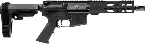 CBC Industries CBC Forged Aluminum AR Pistol - Black or 5.56NATO or 7.5 barrel or 7 M-LOK Rail or SBA3 Brace or Mag NOT Included