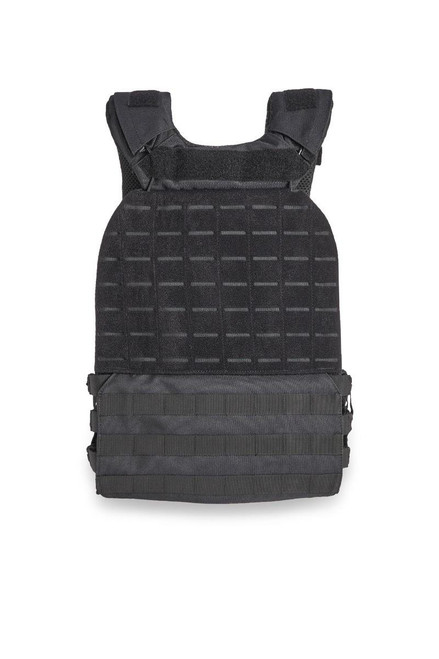 Guard Dog Guard Dog Tactical Boxer Plate Carrier or 2 Lbs/Per - Black