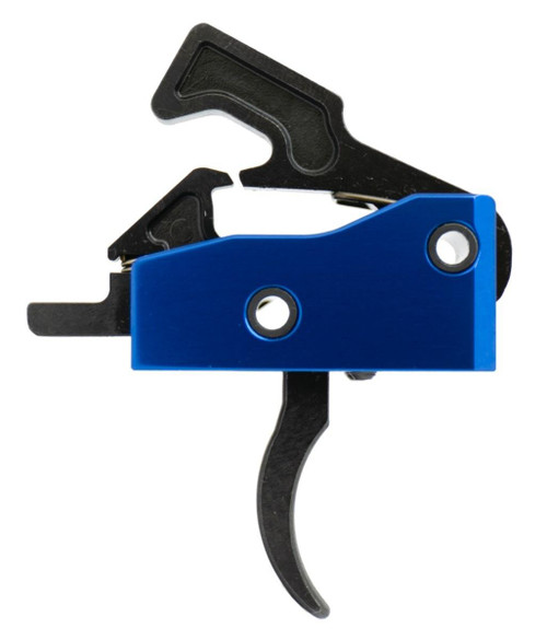 Tactical Superiority Tactical Superiority Curved Drop-In Trigger or Blue