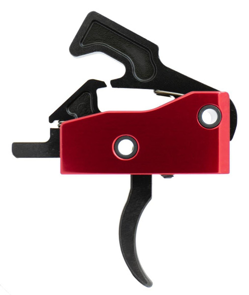 Tactical Superiority Tactical Superiority Curved Drop-In Trigger or Red