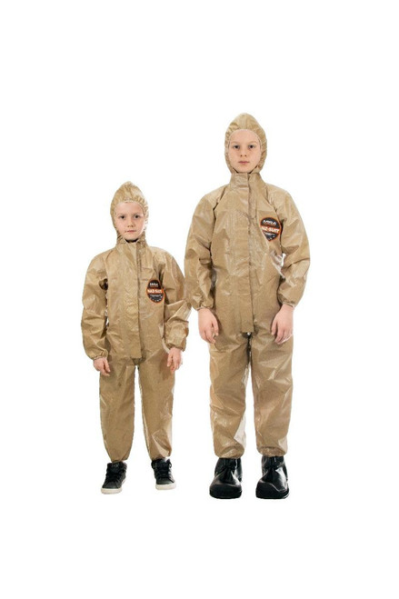 MIRA Safety MIRA Safety HAZ-SUIT Protective CBRN HAZMAT Suit - Youth Small