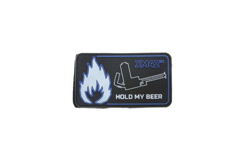 Flash Point Industries XM42 Hold My Beer PVC Patch