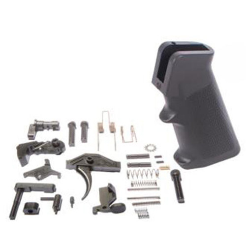 American Tactical American Tactical AR-15 Stripped Lower Parts Kit - Black or Nano Composite Parts