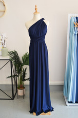 Classic Multiway Infinity Dress in Navy