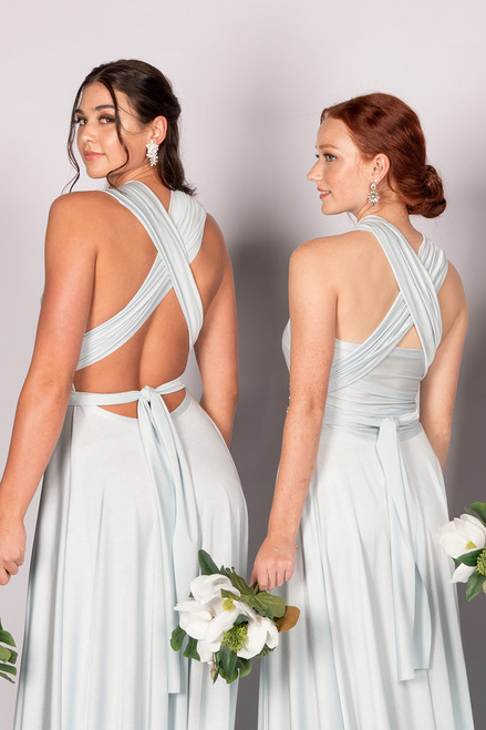 Extra Tube Top For Luxe Satin Infinity Gowns