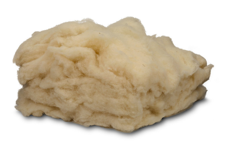 Wool Batting - 1lb