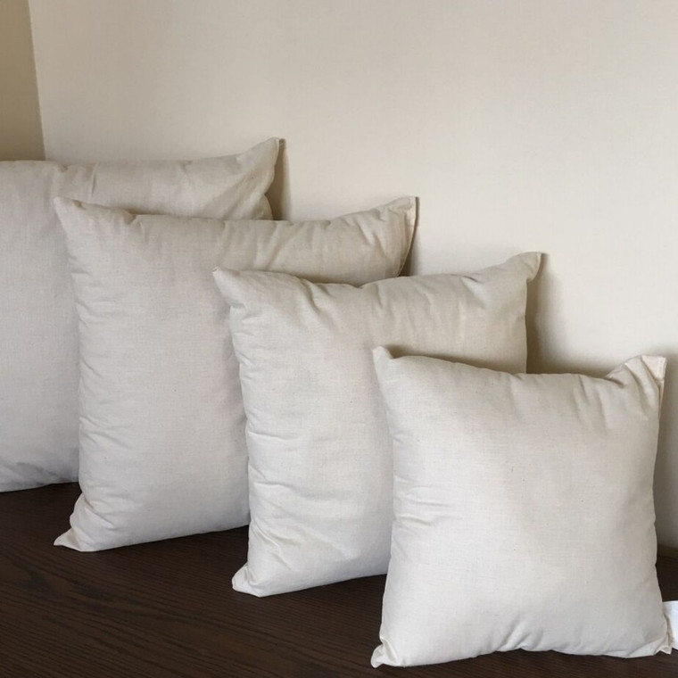 Wool Filled Pillow Inserts