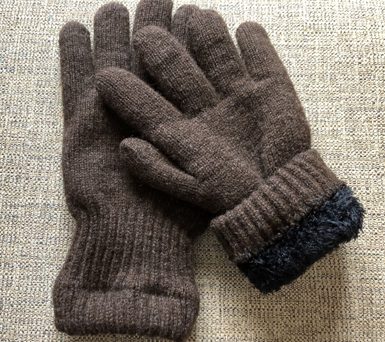 Local Wool Gloves (Lined)