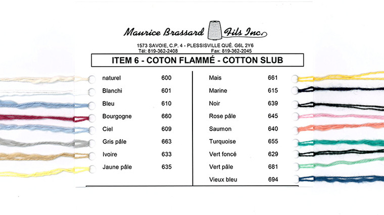 Brassard Cotton Slub