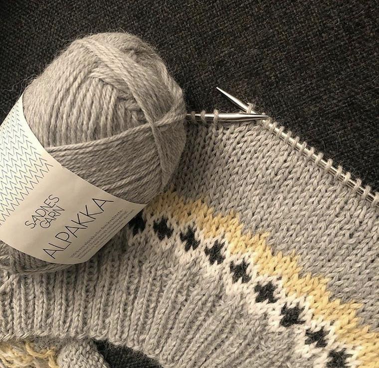 Sandnes Garn Alpakka Yarn