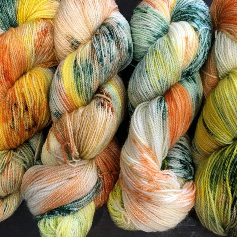 Maryland Sheep and Wool Festival Colorway