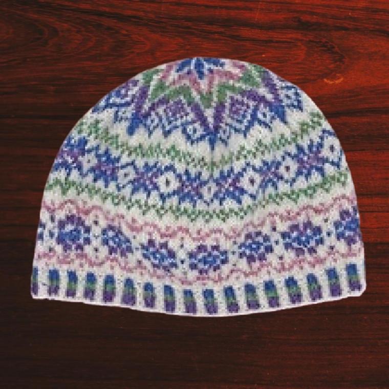 Katie's Kep Kits with Jamieson and Smith Shetland Wool Yarn