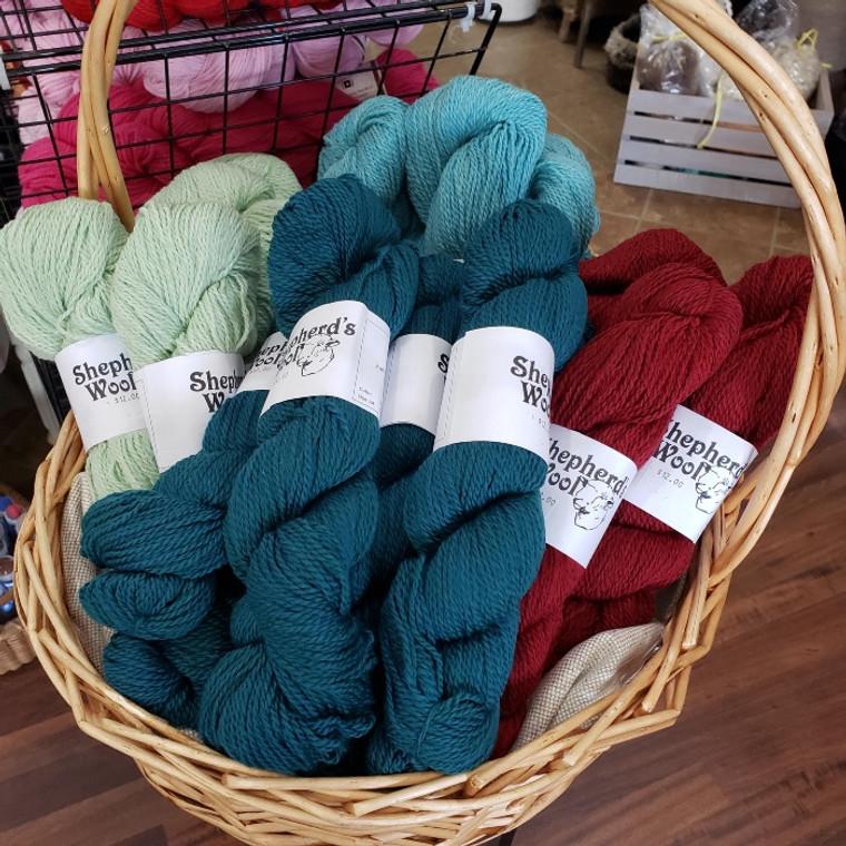 Shepherd's Wool Yarn Sport Weight