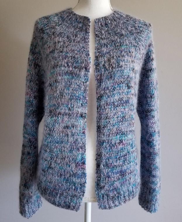 Contrails Cardigan Sweater Kits