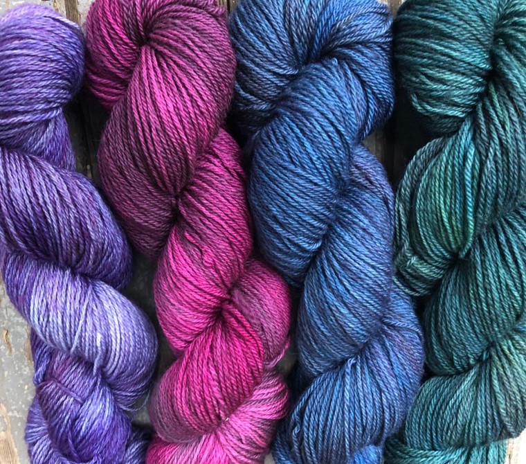 CeCe's Wool Local Yarn Gems