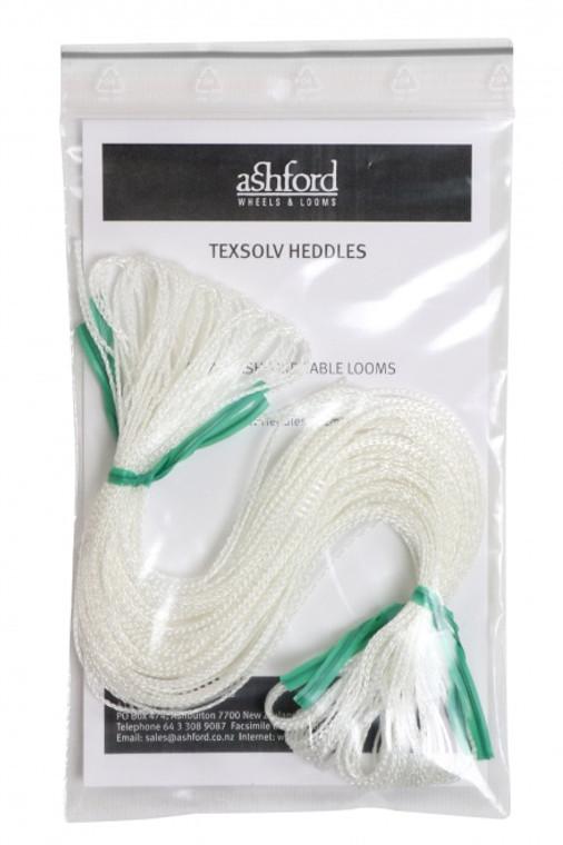 Ashford Texsolv Heddles - Table Looms (Green)