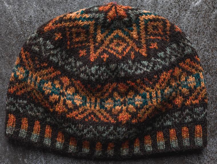 'Da Crofter's Kep' Kit for Shetland Wool Week 2021 - PREORDER