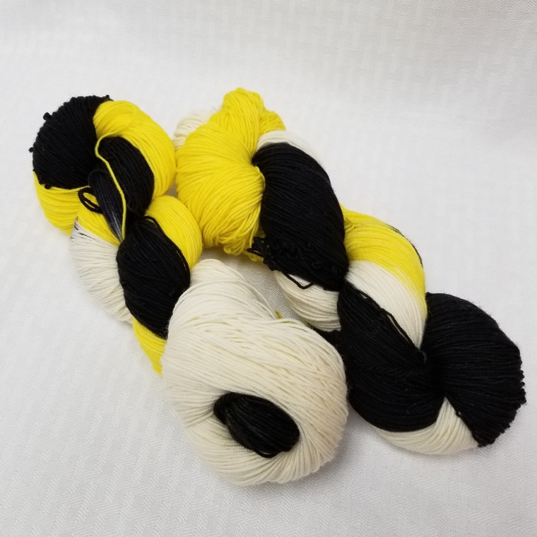 Monarch Caterpillar - Maryland Sheep & Wool 2021 exclusive