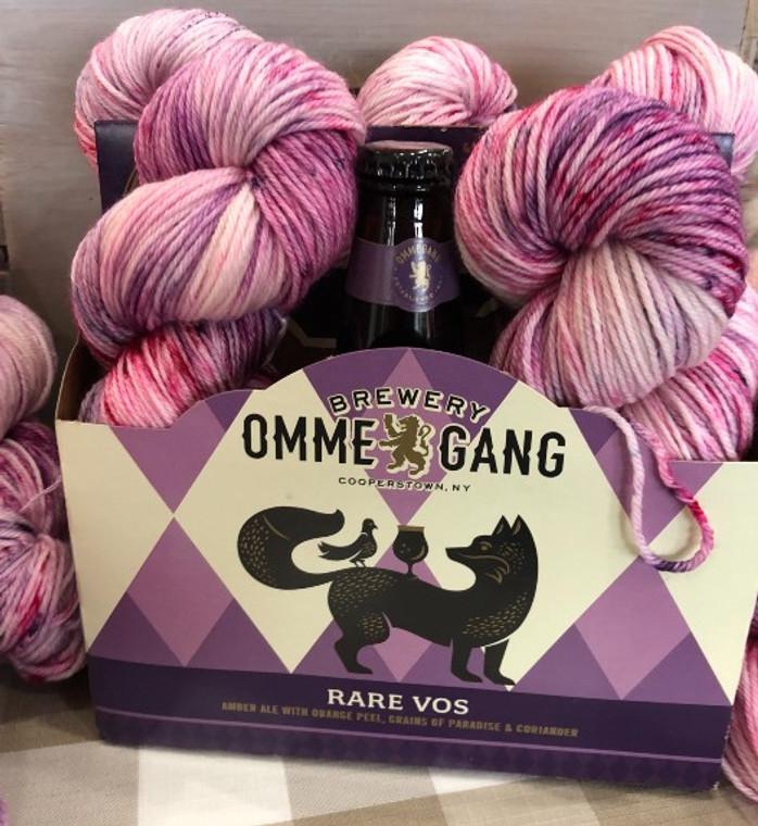 Craft Beer Yarn Line