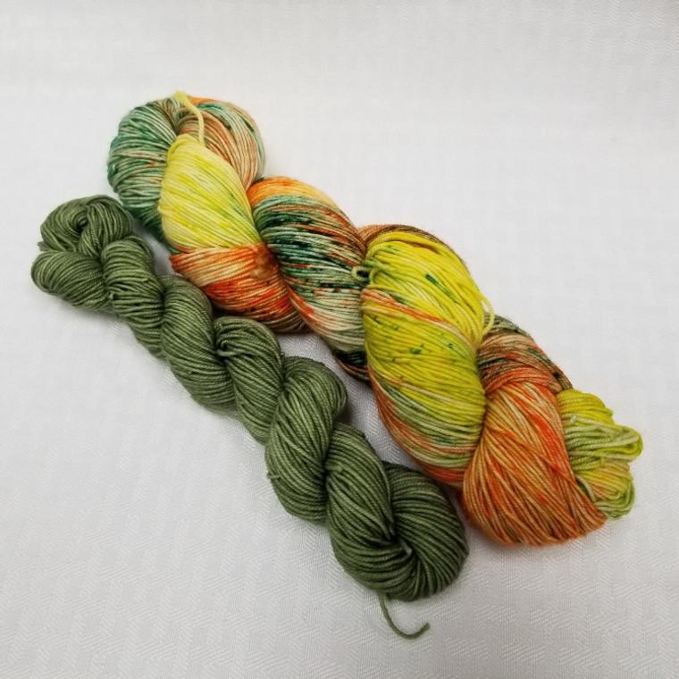 CeCe's Wool Sock Yarn Set