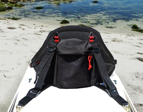 Back of 3/4 Back Kayak Seat