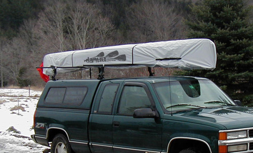 Danuu Ranger  Canoe Cover