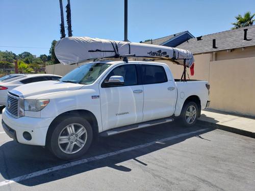 Danuu Scout Canoe Cover