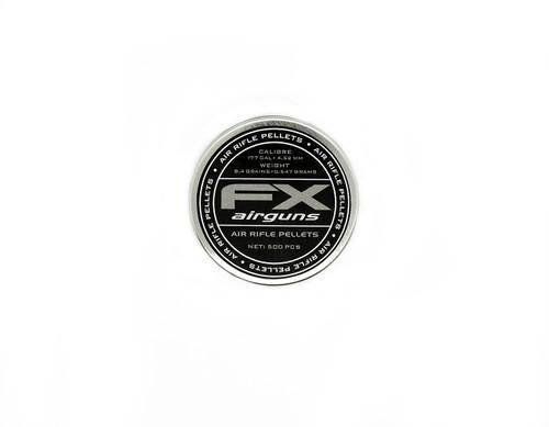 FX .177 Pellets | 500 ct. | 8.4gr