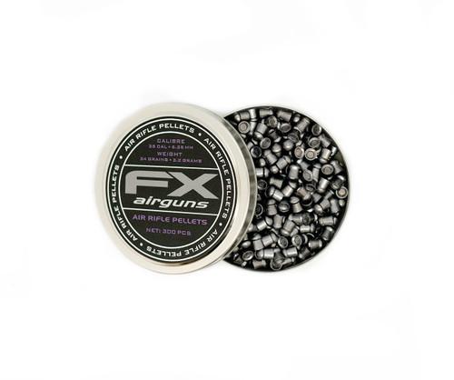 FX .25 Pellets | 300 ct. | 33.95gr