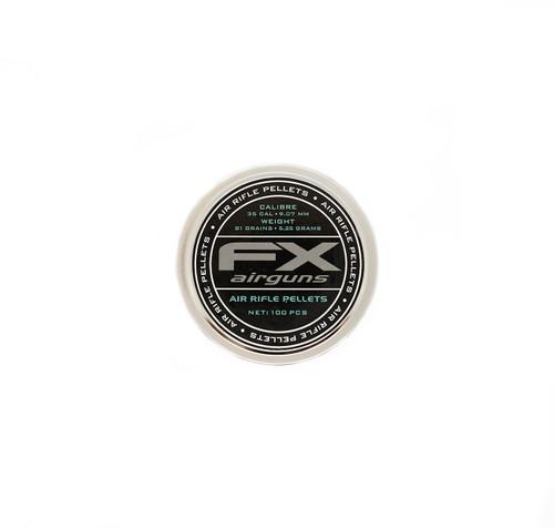FX .35 Pellets   100 ct.   81.02gr