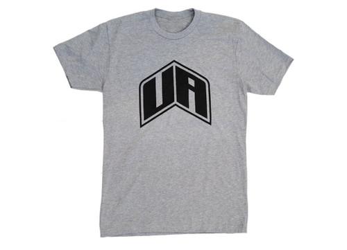 UA T-Shirt (Grey w/ Black Logo)