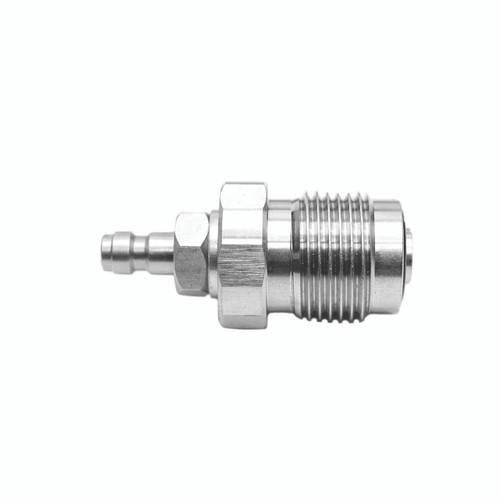 Airmarksman Din 300 to Male QD (Foster) Adapter