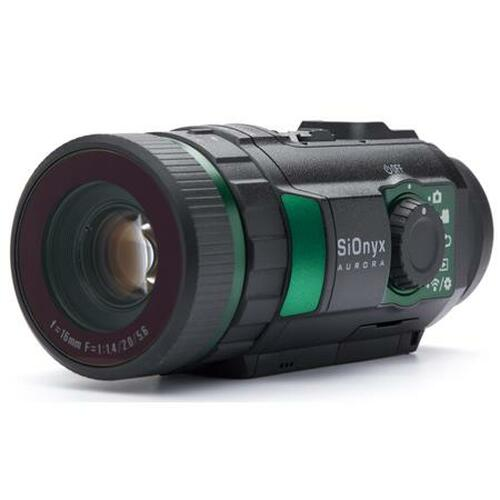 SiOnyx Aurora Black Full Color Night Vision Camera with Wi-Fi