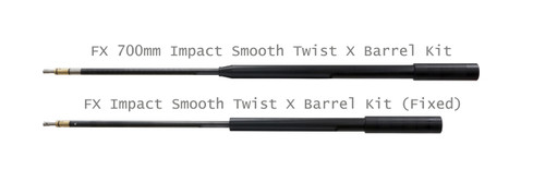 FX Impact Smooth Twist X Barrel Kit