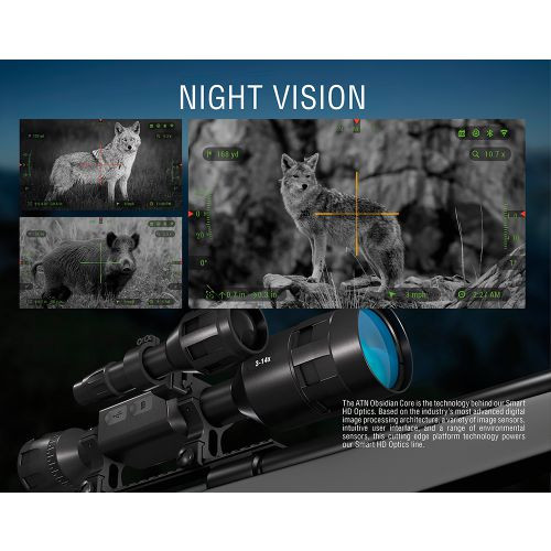 ATN X-Sight 4k Pro Edition